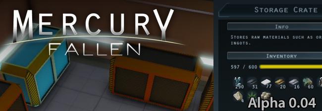 Mercury Fallen Alpha 0.04