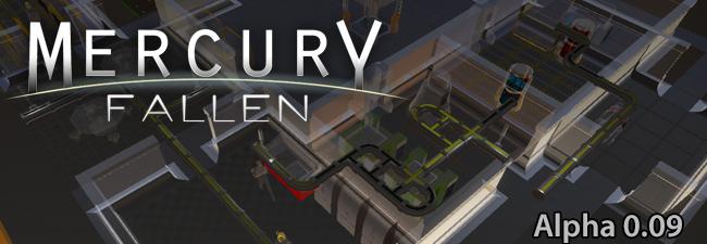 Mercury Fallen :: Alpha 0.09