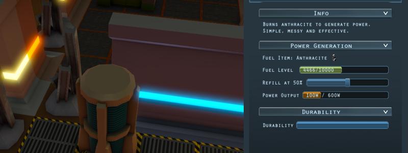 Mercury Fallen :: Fuel Required